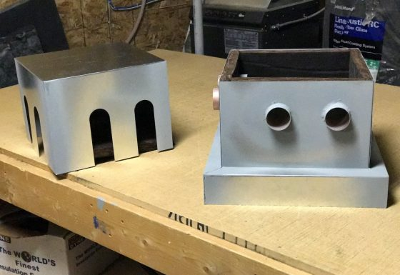 Custom Curb Adapter – Pipe Cover Pieces